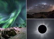 تصاویر خارقالعاده برندگان رقابت عکاس نجومی از جهان کهکشانها