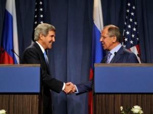 دیدار وزرای خارجه آمریکا و روسیه/ کری: دولت سوریه تنها 30 روز وقت دارد