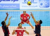 والیبال ايران با پيروزي مقابل بحرين به جام جهانی والیبال راه یافت