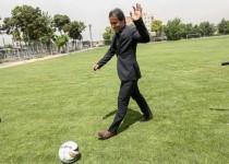 مهدویکیا: راضی نیستم باشگاه در این شرایط برایم بازی خداحافظی بگذارد