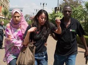 پایان گروگانگیری در کنیا
