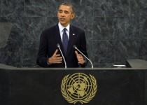 سخنرانی باراک اوباما در مجمع عمومی