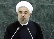 چرا روحاني هنگام سخنرانی اوباما غايب بود