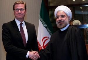 تاکید روحانی و وزیر خارجه آلمان بر لزوم کاهش تحریمها علیه ایران