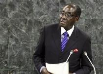 موگابه در مجمع عمومی: شرم، شرم، شرم بر آمریکا، انگلیس و متحدانش!