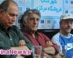 گزارش تصویری:نشست خبری تئاتر «عرق خورشید، اشک ماه»