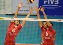 مسابقات انتخابی والیبال جهان ؛ ایران اندونزی را هم مغلوب کرد