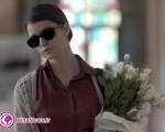 فیلم جدید برن ساعات با بازی در نقش دختر نابینا/فیلم دنیای من