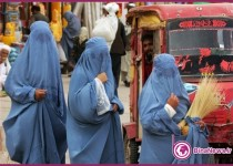 پرطرفدارترین پوشش زنان افغان +7عکس
