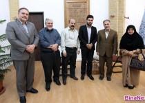 دیدار انجمن شاعران با نجفی+6عکس