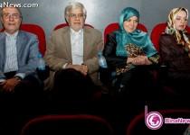 دكتر محمدرضا عارف در اکران ویژه فرزند چهارم +10عکس