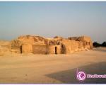 یک شهر ۸۰۰ ساله ایرانی بر اثر انفجار مخازن گاز و نفت تخریب شد