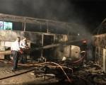 تصادف خونین در اتوبان تهران-قم؛ ۴۴ تن جان باختند