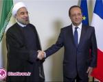 روسای جمهور ایران و فرانسه دیدار کردند/عکس