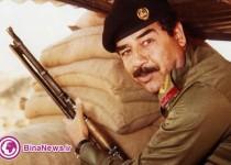 حراج تفنگ صدام و اسلحه هیتلر در آمریکا