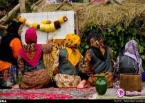تصاویر جشن خرمن - ساری