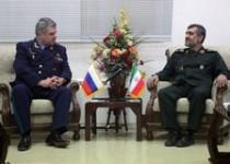 اهدای پهپاد اسکن ایگل ساخت سپاه به روسیه