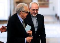 دیدار نماینده ویژه سازمان ملل متحد در سوریه با ظریف