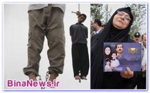 قاتلان خانواده توکل به دار مجازات آویخته شدند+تصاوير