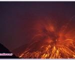 تصاویر دیدنی و باورنکردنی از فوران آتشفشان