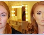 تصاویر دیده نشده از ستارگان بازیگری قبل از آرایش
