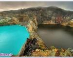دریاچه ارواح شیطانی + تصاویر