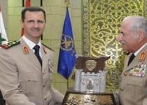 وزیر دفاع سابق سوریه گزینه غرب و روسیه برای جانشینی اسد