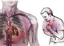 درد قفسه سینه شایعترین علامت بیماریهای قلبی است