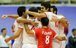 والیبال ایران دومین قهرمانیاش در آسیا را جشن گرفت