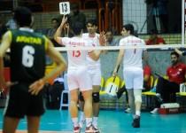 مسابقات والیبال قهرمانی مردان آسیا ؛ لبنان حریف بعدی والیبال ایران