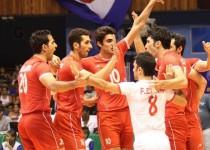 چهار ایرانی در جمع بهترینهای قهرمانی والیبال آسیا
