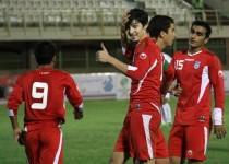 پیروزی پرگل جوانان ایران مقابل لبنان/آزمون 2 گل زد و بهترین بازیکن زمین شد