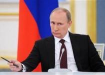 پوتین: مسکو تنها به دولتهای قانونی سلاح میدهد