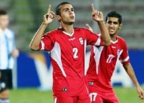 تساوی با ارزش نوجوانان ایران برابر آرژانتین