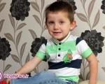 کودکی با خشن ترین بیماری دنیا