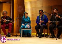 مهدیه محمدخانی,اولین خواننده زن ایرانی که بعد از انقلاب برنامه اجرا کرد/تصاویر