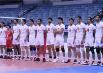 فهرست 14 نفره تیم ملی والیبال اعلام شد
