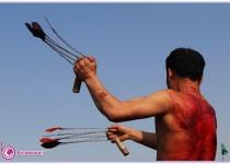 «عکس روز» یورونیوز از عزاداری شیعیان!