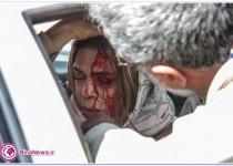 انتشار اولین عکس از گوهر خیراندیش پس از تصادف