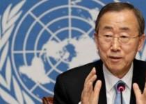 بان کی مون: ژنو 2 اواسط دسامبر برگزار میشود