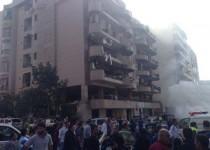شهادت رایزن فرهنگی ایران در پی وقوع انفجارهای شدید در بیروت