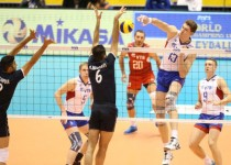 والیبال قهرمان قارههای جهان – ژاپن ؛ قد والیبال ایران به روسیه نرسید
