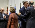 خوشحالی از توافق تاریخی در ژنو ۳/تصاویر