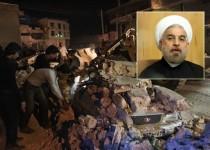 پیام تسلیت رییس جمهور به زلزلهزدگان برازجان