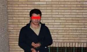 شکارچي دختر بچههاي پايتخت دستگير شد+عکس