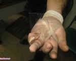 محسن شهرداری با دختر خالش دستگیر شد+تصاویر