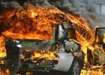 """از آتش زدن بانک تا خودروهای گران قیمت؛ """"دیوانه تهران"""" دستگیر شد"""