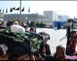 درگذشت شهادت گونه یک طلبه+تصاویر تشیع پیکر