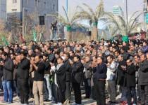 نماز جماعت ظهر عاشورا در سراسر کشور اقامه شد