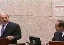 نتانیاهو: از کمک فرانسه در تقابل با برنامه هستهای ایران تشکر میکنم